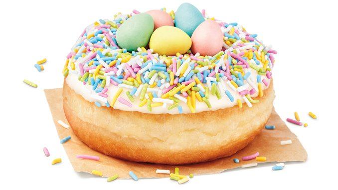 Tim Hortons Welcomes Back Cadbury Mini Eggs Dream Donut For Spring 2021