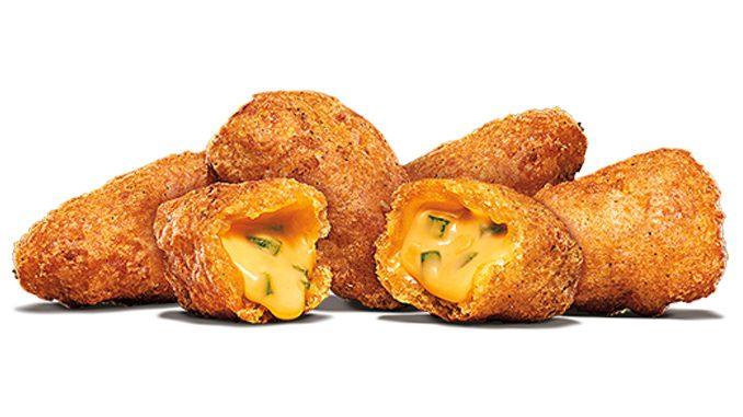 Burger King Canada Brings Back Jalapeno Cheesy Bites