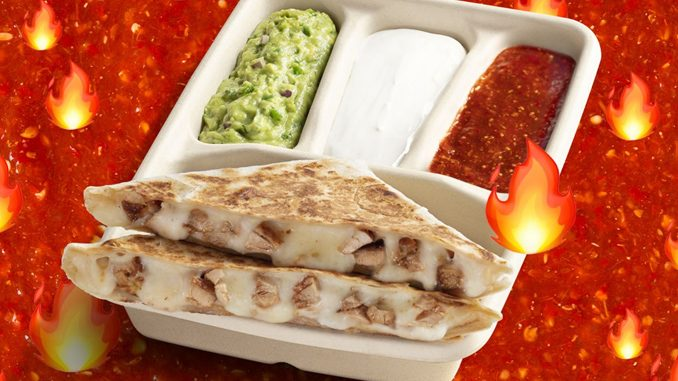 Chipotle Canada Unleashes New Quesadragon For A Limited Time
