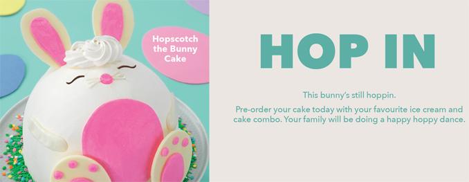 Hopscotch the Bunny Cake