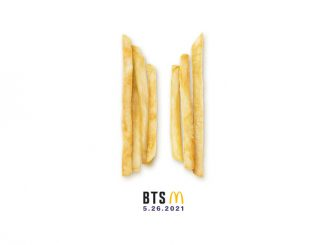 New BTS Meal Coming To McDonald's Canada On May 26, 2021