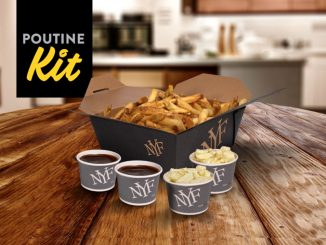 New York Fries Introduces New At-Home Poutine Kits