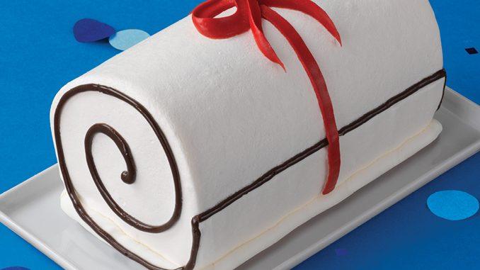 Baskin-Robbins Canada Introduces New Diploma Roll Cake