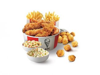 KFC Canada Puts Together New $14.99 Ultimate Bucket