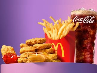 McDonald's Canada Launches New BTS Meal Nationwide