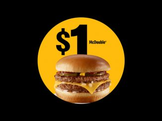 McDonald's Canada Offers $1 McDouble Deal On May 6, 2021