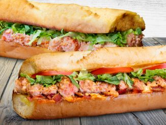 Quiznos Canada Introduces New Old Bay Lobster Club As Part Of Returning Lobster Sub Menu