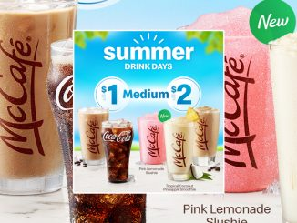 Summer Drink Days Are Back At McDonald's For 2021