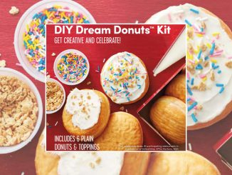 Tim Hortons Releases New Mother's Day DIY Dream Donut Kit