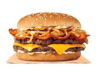 Burger King Canada Welcomes Back The Roasted Garlic King