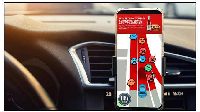 Heinz Partners With Burger King Canada And Waze For Impossible Whopper Giveaway