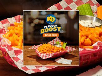 Kraft Dinner Introduces New Flavor Boosts