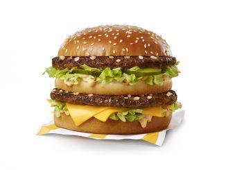 McDonald's Canada Launches New Grand Big Mac Nationwide