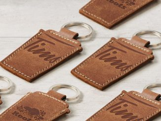 Tim Hortons Partners With Roots For New Limited-Edition Leather Coffee Cup Keychain