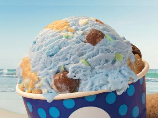 Baskin-Robbins Canada Introduces New Beach Day Ice Cream And New Creature Creations 2.0