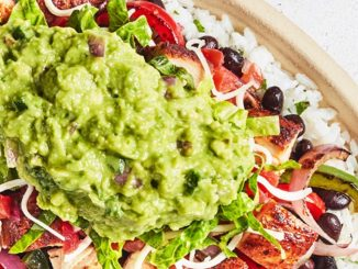 Free Guac At Chipotle Canada On July 31, 2021