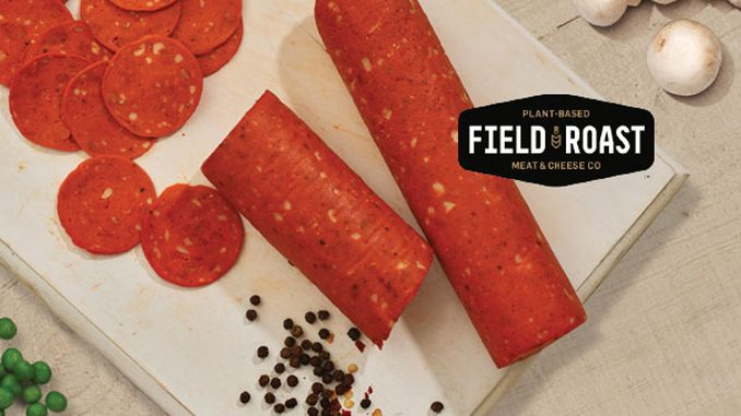 Pizza Nova Offers Plant-Based Pepperoni At All Locations