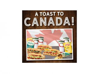 Quiznos Canada Offers 4 For $40 Deal Through July 4, 2021