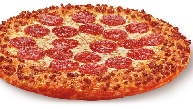 Little Caesars Canada Introduces New Bacon Cruncher Pizza