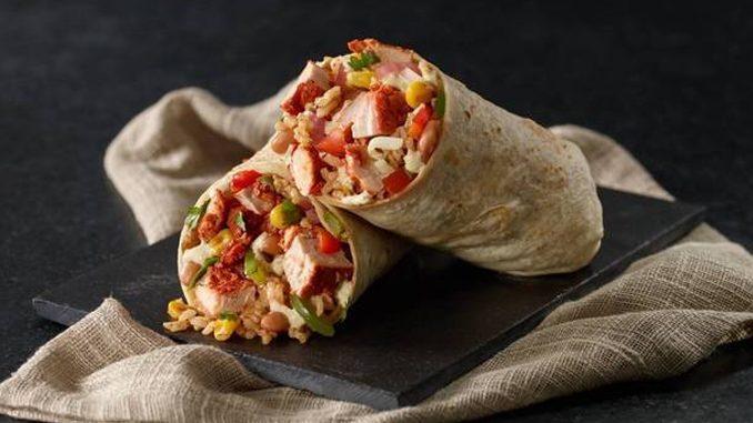 Mucho Burrito Introduces New Tandoorito