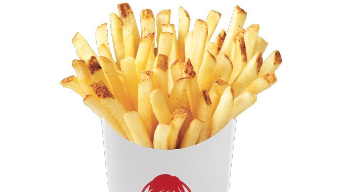 Wendy's Canada Launches New-Recipe Hot & Crispy Fries