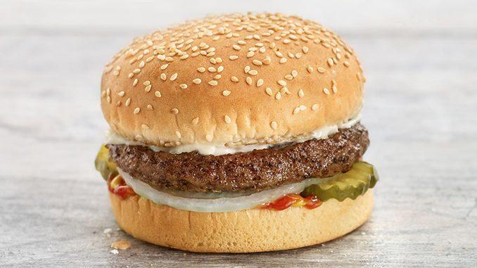 A&W Canada Puts Together $2.50 Mama Burger Deal