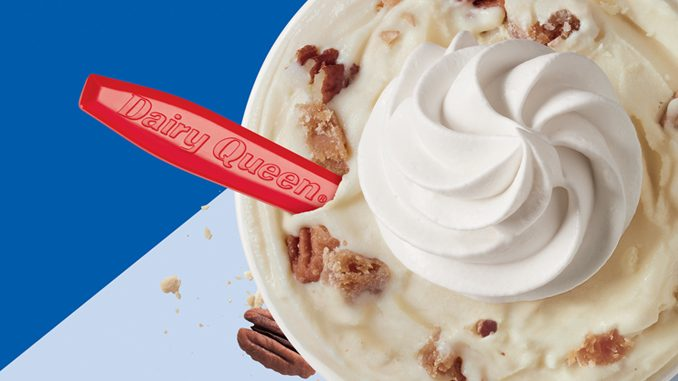 Dairy Queen Canada Launches New 2021 Fall Blizzard Lineup