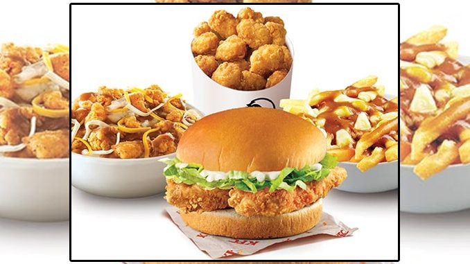 KFC Canada Introduces New Pick 2 For $6 Deal