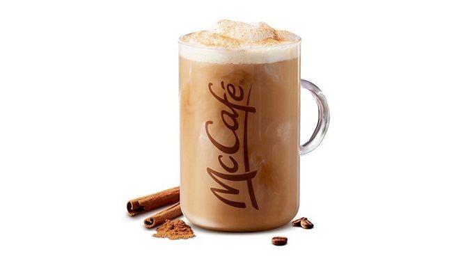 McDonald's Canada Brings Back Pumpkin Spice Latte
