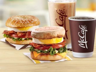 McDonald's Canada Welcomes Back The Egg BLT McMuffin