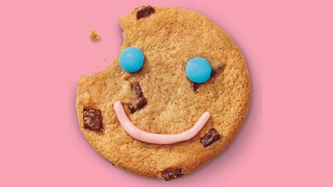 Smile Cookies Are Back At Tim Hortons Through September 19, 2021