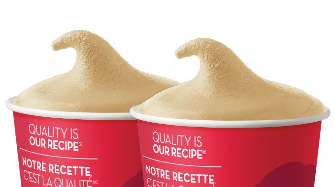 Wendy's Canada Launches New Caramel Latte Frosty