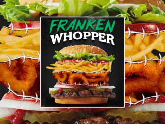 Burger King Canada Launches New Franken Whopper