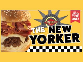 Fatburger Canada Welcomes Back New Yorker Burger