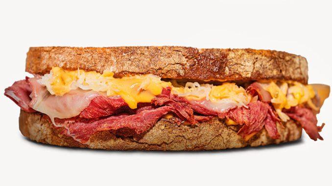 Quiznos Canada Debuts New Bison Reuben Sandwich